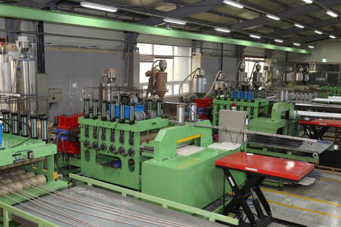 夺奇材料-生产基地